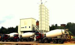 Производство бетона и раствора