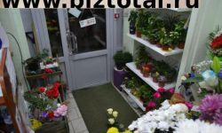 Цветочный магазин. Исторический центр города