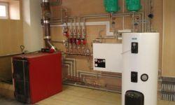 Производство и монтаж систем отопления для загородных домов