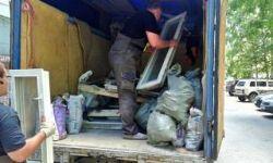 Моментальный вывоз строительного мусора