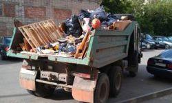 Вывозим крупногабаритный мусор. чистка и вывоз снега