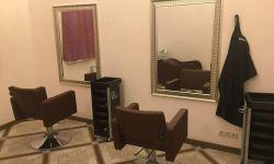 Место для парикмахера в студии красоты