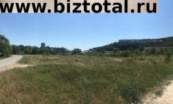 Идеально ровный участок земли в 900 метрах от берега моря (с. Ольгинка)