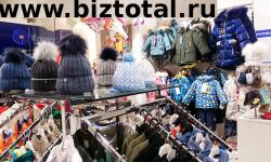 Детский магазин в крупнейшем ТЦ на Юге Москвы