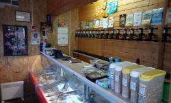 Магазин разливного пива и вкусной рыбы