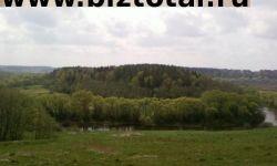Земельный участок в деревне Шемякино