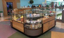 Островок продажи натурального шоколада