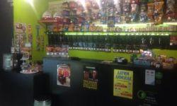 Магазин-бар в новом развивающемся районе