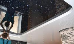 Производство натяжных потолков со сбытом