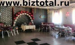Активно развивающийся кафе-ресторан