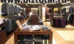 Салон деловой мужской одежды