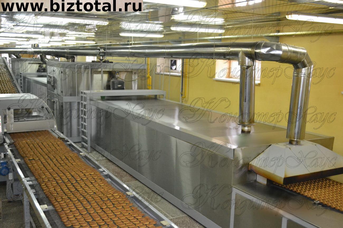 Услуги по продаже кондитерского оборудования