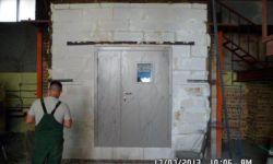 Производство противопожарных дверей