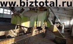 Элеватор производительностью 46 000 тонн зерна
