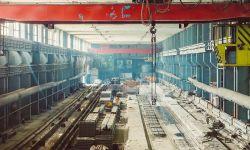 Действующее предприятие по производству бетона и железобетонных изделий