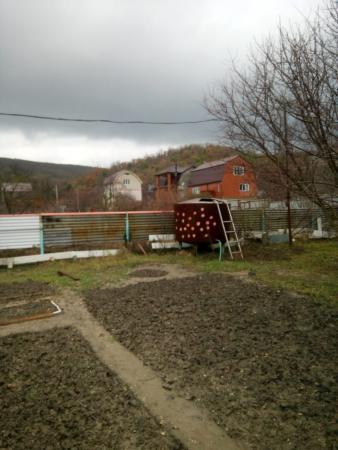 Отдельностоящий дом с участком в Южной Озереевке