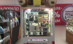Сеть вендинговых автоматов