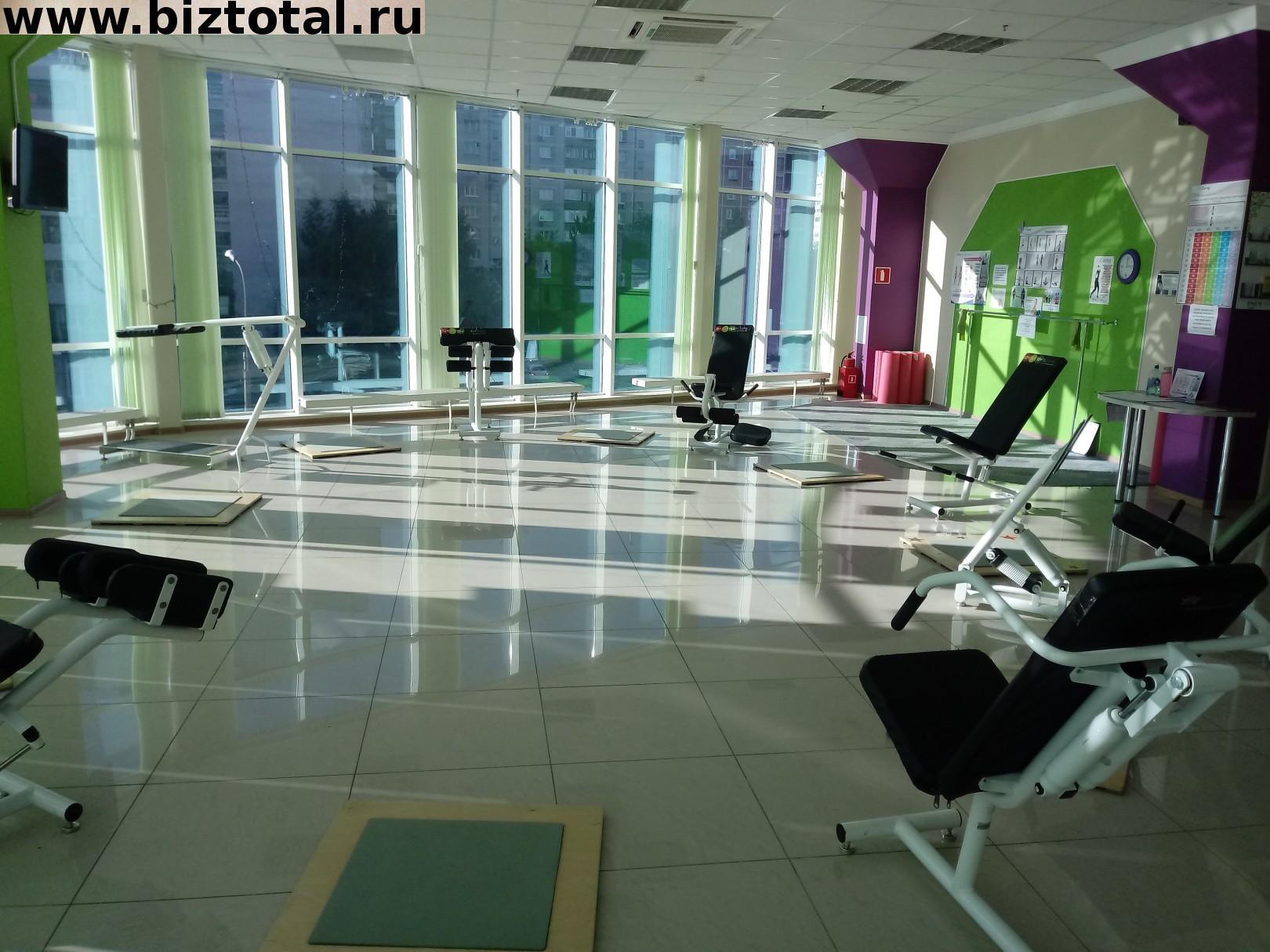 Действующий фитнес клуб для женщин