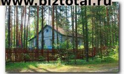 База отдыха (200 км от Москвы)