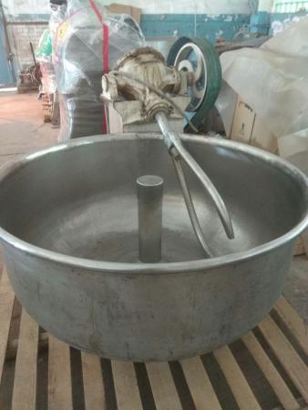 Тестомес вилочный на 600 литров