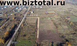 Три участка под строительство (д. Григорово)