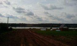 Участок под строительство на берегу реки Волхов (д. Кирилловка)