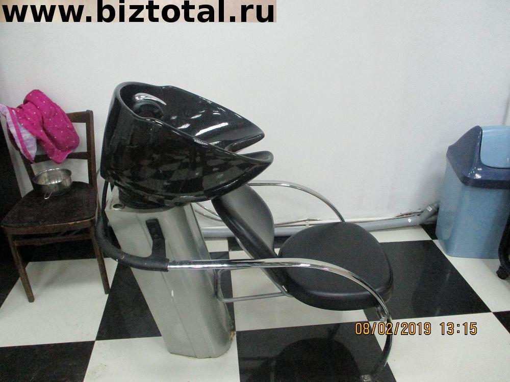 Оборудование ранее действующей парикмахерской