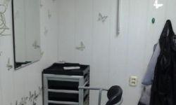 Парикмахерская с помещением