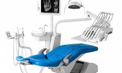 Стоматологическая установка с верхней подачей инструментов - FONA 1000 S