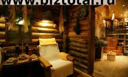 Оборудованная сауна в спальном районе