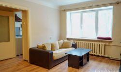 1-на комнатная квартира, Ул.Томсона 25, Центр (тихий), Рига, Латвия.