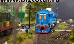 Интернет-магазин макетов железных дорог