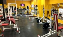 Фитнес клуб в бизнес центре