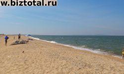 Большой красивый участок на морском побережье в Крыму