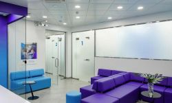 Кабинет для массажиста или косметолога в медицинской клинике
