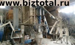 Производство (завод) сухих смесей
