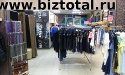 Рентабельный магазин одежды в ТЦ