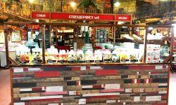 Кафе с сувенирным магазином
