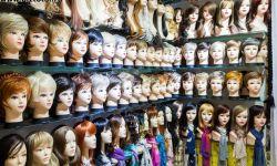 Известный шоурум, магазин париков и средств волос