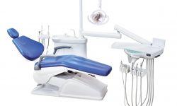 Стоматологическая установка с нижней подачей инструментов (Geomed I)