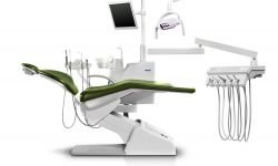 Стоматологическая установка с нижней подачей инструментов (Siger U200)