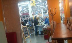 Продаю общепит внутри гипермаркет ленте