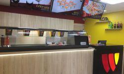 Магазин Суши Wok центр города Челябинск.