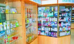 Аптека (проходное место в ТЦ)