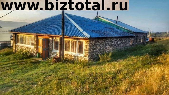 Гостиничный дом на Байкале