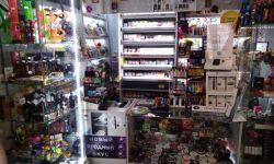 Автоматизированный табачный магазин