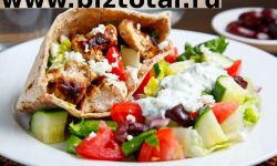 Кафе греческой кухни в ЗАО