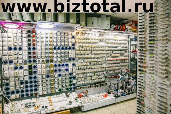 Магазин электро и хозтоваров по цене актива
