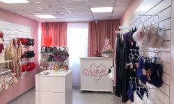 Магазин нижнего белья и домашней одежды