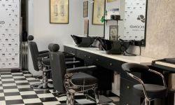 Парикмахерское кресло в аренду (Барбершоп)